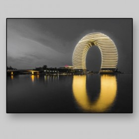 Sheraton Hotel in Huzhou, China