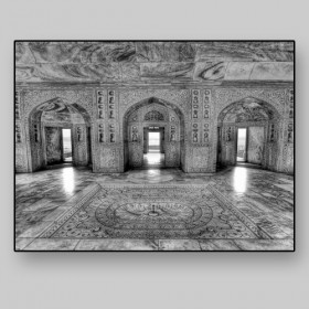 Akbar's Royal Bathing Chamber, India