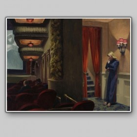 Edward Hopper, New York movie