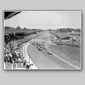 Indy 500, Countdown Race 34, 1950