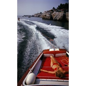 Leisure In Antibes, Slim Aarons