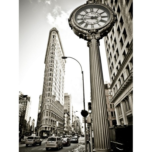 Flat Iron, 5th Avenue, Manhattan, New York
