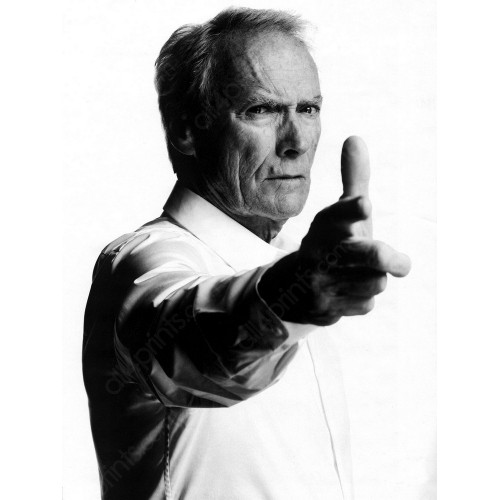 Clint Eastwood at the Gran Torino, 2009