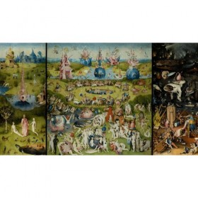 Hieronymus Bosch (El Bosco), The Garden of Earthly Delights