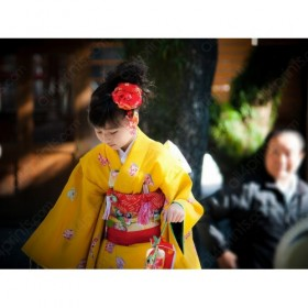 Shichi-Go-San Ceremony, November 15, Japan
