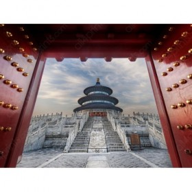 Temple of the Clielo, Beijing, China