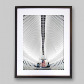 World Trade Center Transportation Oculus de Santiago Cal
