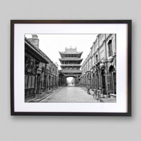 Vieille Ville, Pingyao, Chine